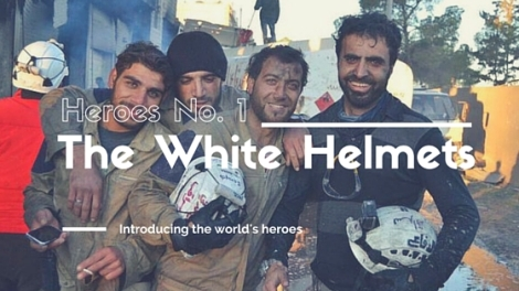 the white helmets syria