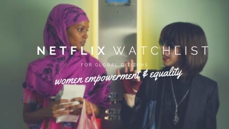 netflix watchlist women empowerment